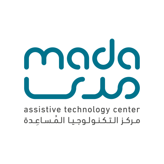 logo of Mada (Qatar Assistive Technology Center)