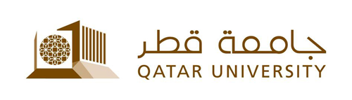 logo of Qatar University