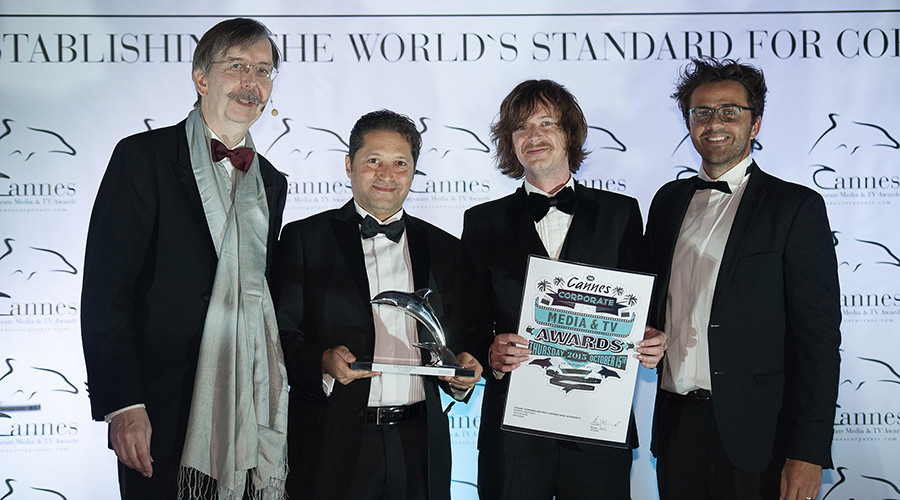 """image about Definitely Able """"Voices"""" Film Takes International Award in Cannes"""