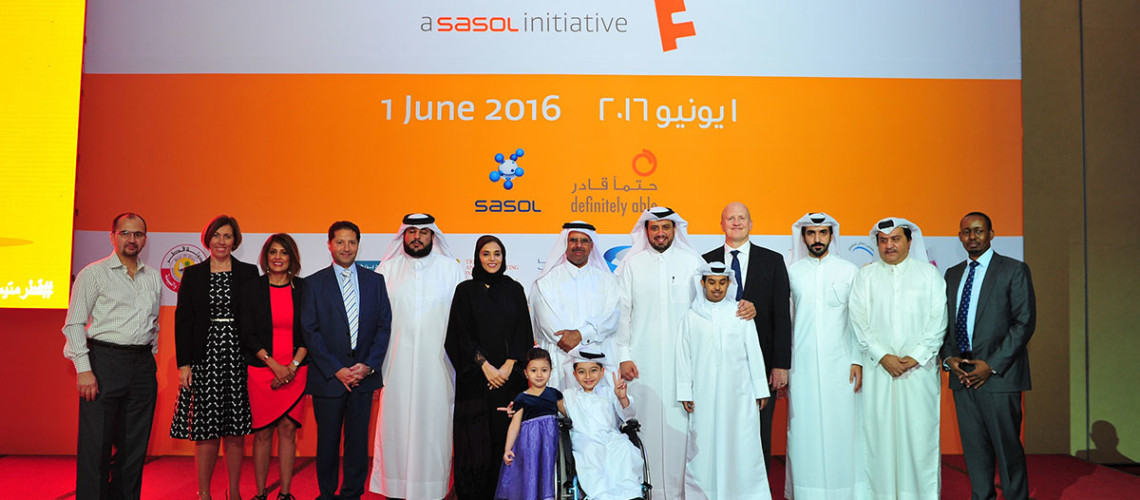 "image about Sasol and Partners Launch ""Accessible Qatar"" to Benefit Disabled Community"