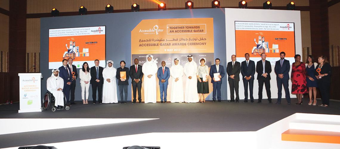 image about Accessible Qatar awards Qatar's most accessible venues